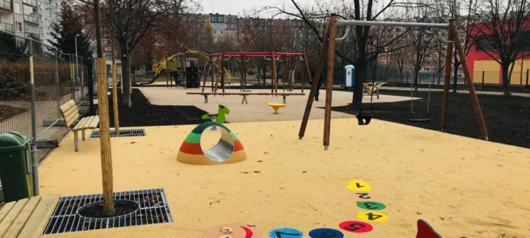 Zajímáte se o veřejný prostor kolem vás Dětské hřiště podněcuje fantazii