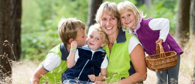 Dětské kvalitní oblečení udrží vaše ratolesti v teple