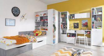 Jak vybírat dětský nábytek Podle toho, co má vaše dítě rádo