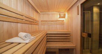 finská sauna ničí viry