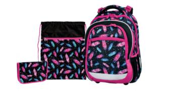 školní batoh stil pro děti