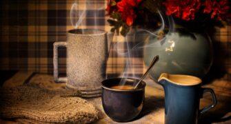 pražená káva potěší i na Vánoce