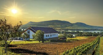 Ubytování na jižní Moravě vás nezklame