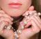 šperky z perel a minerálů